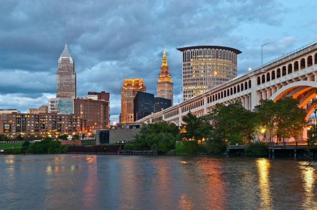Photo of Cleveland, Ohio - home of the 2018 RUAEA Convention