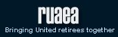 RUAEA Logo - bringing United and Continental retirees together